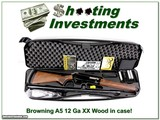 Browning A5 Ultimate blued Exc Cond 28in 3in - 1 of 4