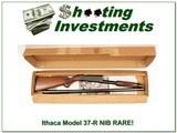 Ithaca Model 37-R 12 Gauge NIB Unfired Pre-War RARE!