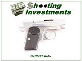 FN 25 Auto Like Baby Browning