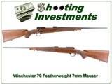 Winchester 70 XTR Featherweight 7mm Mauser