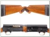 Browning A5 59 Belgium Light 12 VR - 2 of 4