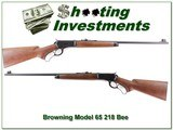 Browning Model 65 218 Bee looks unfired! - 1 of 4