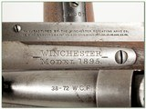 Winchester 1895 in hard to find 38-72 WCF 1903 - 4 of 4