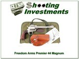 Freedom Arms Casull 7.5in 44 Magnum unfired