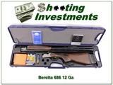 Beretta 686 Silver Pigeon 1 12 Ga 32in ANIC