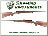 Winchester 70 Classic Compact 308 Exc Cond!