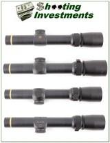 Leupold VX-III 1.5-5 Matt Rifle Scope