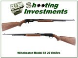 Winchester Model 61 1949 made 22