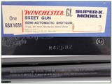 Winchester Super-X Model 1 Skeet XX Wood in box - 4 of 4