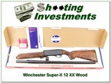 Winchester Super-X Model 1 Skeet XX Wood in box - 1 of 4