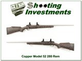 Cooper Model 52 Jackson in 280 Rem Medium Stainless barrel