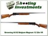 Browning A5 59 Belgium Magnum 12 collector!