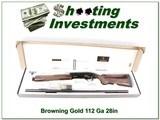 Browning Gold Ladies Clay 12 Ga NIB! - 1 of 4