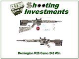 Remington R25 in harder to fin 243 Winchester