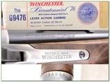 Winchester Bi-Centennial 76 30-30 20in NIB - 4 of 4