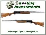 Browning A5 69 Belgium Vent Rib