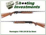Remington Model 1100 LW Skeet-T in 28 gauge