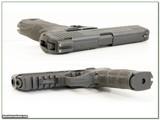 H&K Heckler & Koch P30 L-V1 Night Site Lite Trigger 40 S&W NIB - 3 of 4