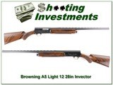 Browning A5 Light 12 XXX Wood 28in Invector - 1 of 4
