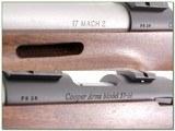 Cooper Model 57-M 17 Mach 2 Stainless varmint barrel - 4 of 4