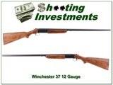 Winchester Model 37 Red Letter 12 Gauge 30in Full