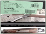 Browning Grade 6 12 and 20 2 barrels set new and unfired! - 4 of 4