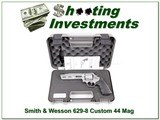 Smith & Wesson 629-8 Performance Center Competitor 44 Mag