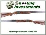 Browning Citori Grade 6 12 Ga 30in Invector + Trap