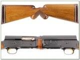 Browning A5 59 Belgium Magnum 12 collector! - 2 of 4