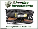 Browning A5 Ultimate blued Exc Cond 28in 3in