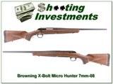 Browning X-Bolt Hunter Micro Midas 7mm-08