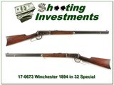 Winchester 1894 hard to find 32 Winchester Special