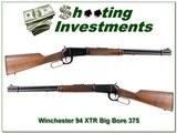 Winchester XTR Model 94 1894 Big Bore 375 Winchester!