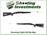 Browning X-bolt Stainless in 338 Winchester Mag