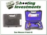 Dan Wesson Valor VBob 45
