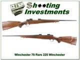 Winchester 70 rare 225 Winchester 1965