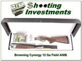 Browning Cynergy 12 Ga Field ANIB