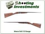 Ithaca 12 Ga SxS Field grade 26in fully restored!
