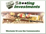 Winchester Lone Star 30-30 26in rifle NIB
