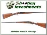 Bernadelli Roma 3E 12 Gauge