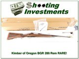 Kimber of Oregon 89 BGR 280 Rem RARE in box!!