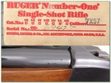 Ruger No.1 Red Pad 7x57 7mm Mauser in BOX! - 4 of 4