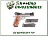 Les Baer Custom Premier 45 ACP