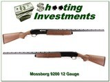Mossberg 9200 12 Ga 3in 28in Vent Rib Exc Cond