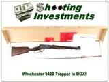 Winchester 9422 Trapper! RARE NIB!!