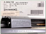 Browning A-bolt II Maple Octogonal 300 Win ANIB - 4 of 4
