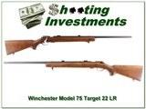 Winchester Model 75 Target 22LR