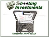Kimber Ultra RCP II 45 ACP