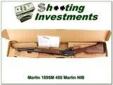 Marlin 1895M 1895 450 Marlin Guild Gun NIB!