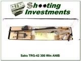 Sako TRG-42 300 Win Mag ANIB!